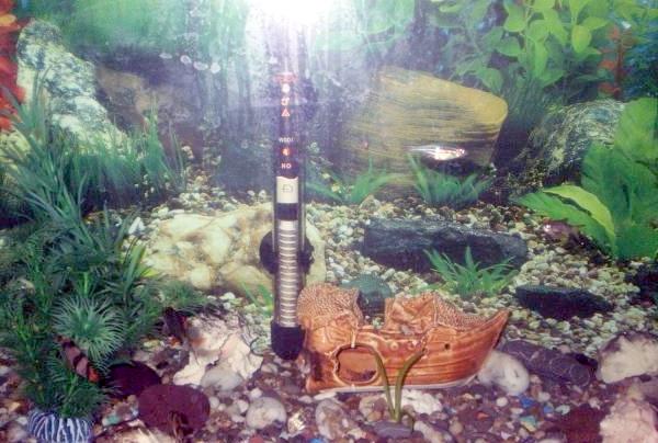 нагреватель в аквариум