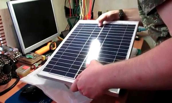 дефекты солнечной панели