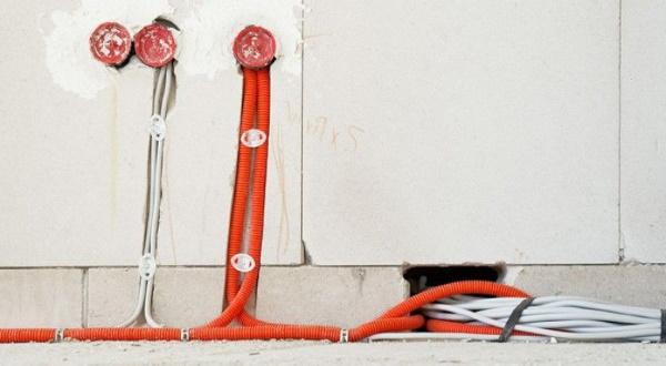 скрытие кабелей